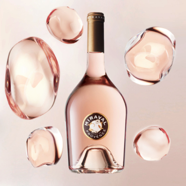 Flaska Miraval Rosé
